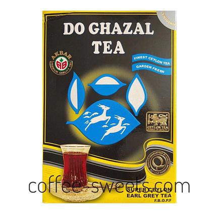 Чай чорний Do Ghazal Чай з бергамотом 500гр, фото 2