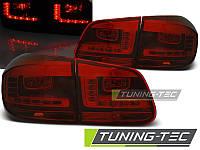 Стопы фонари тюнинг оптика Volkswagen VW Tiguan