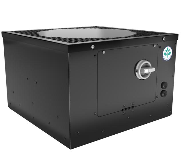 Даховий вентилятор Systemair TFC 225 P Sileo Black