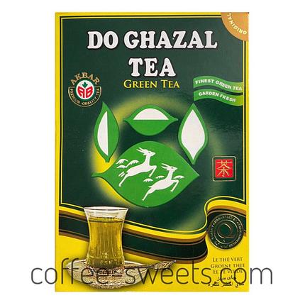 Чай зеленый цейлонский Do Ghazal Tea green tea 500g, фото 2