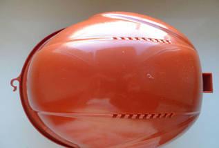 Каска защитная Шахтер терракотовая (кирпичная) Тип А, фото 2