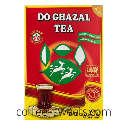 Чай чёрный Do Ghazal Tea Pure Ceylon Цейлонский 500g, фото 2