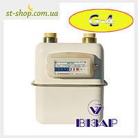 Счетчик газа Визар G 4 (Мембранный)