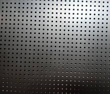 Перфорований метал 5х5х15 розміром перфорації 5мм на 5мм шагом 15мм без покраски