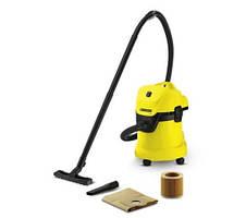 Пылесос для сухой и влажной уборки Karcher WD 3