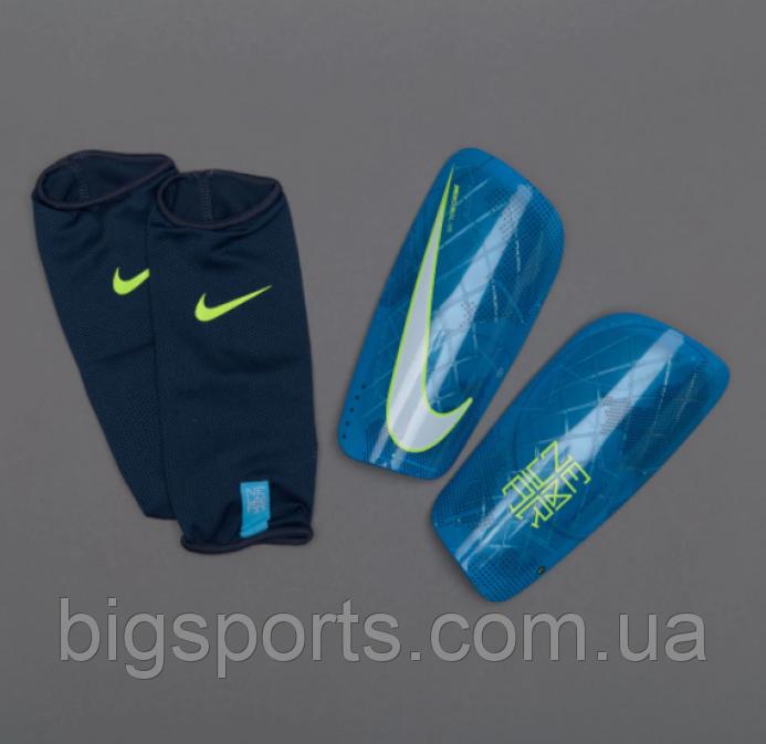 f58cc034 Щитки футбольные Nike Neymar Mercurial Lite (арт. SP2122-450 ...