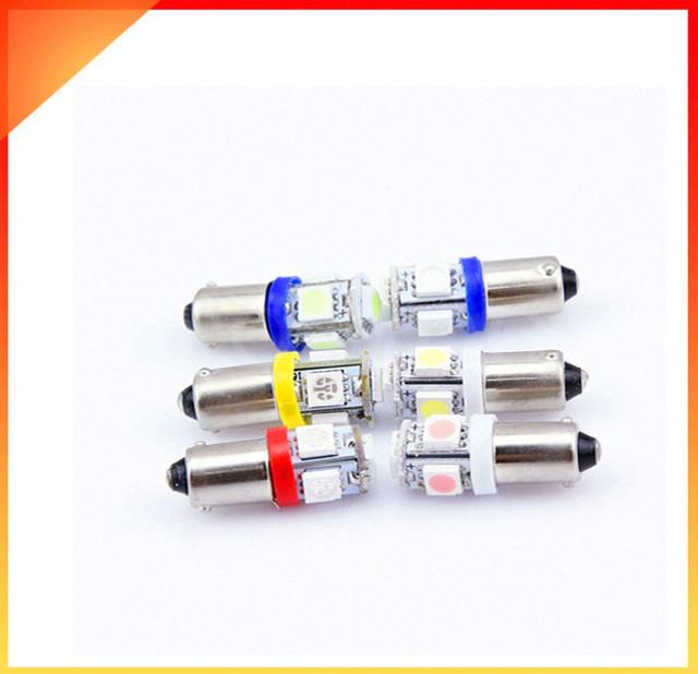 Светодиоды в подсветку транспортных средств