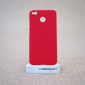 Накладка Nillkin Super Frosted Shield Xiaomi Redmi 4x red EAN/UPC: 6902048138933