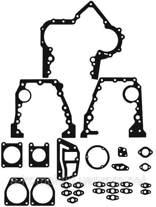 Комплект прокладок двигателя Д-144 (Т-40) (арт.19104)