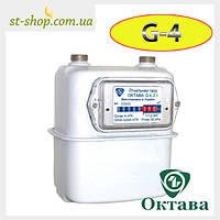 Счетчик газа Октава G 4 (Мембранный)