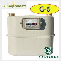 Счетчик газа Октава G 6 (Мембранный)