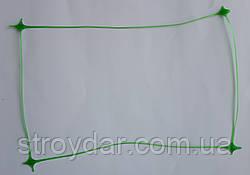 Шпалерная огуречная сетка Клевер Ш 130 зеленая 1,7*500 м