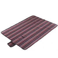 Плед покрывало коврик 200*150 см для пикника и пляжа, оптом и в розницу