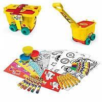 Тележка набор для творчества Play-Doh