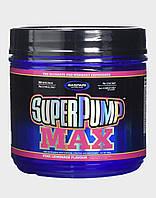 Предтрен SUPER PUMP MAX 480 г Вкус: Orange Cooler