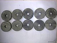 Круги шлифовальные эластичные для шлифмашины