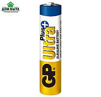 Батарейка минипальчик GP ULTRA PLUS LR03 (AAA, LR03)