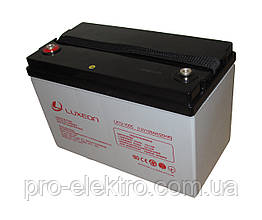 Аккумуляторная батарея LUXEON LX 12-100C