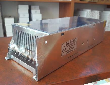 Блок питания 12V-500W-42А, фото 2