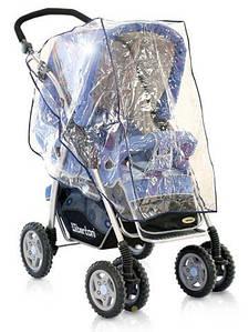 Дождевик силиконовый для прогулочной коляски Marselle