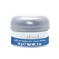 LED/UV Builder Gel Intense White, 14 мл. - конструирующий ярко-белый гель