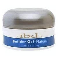 IBD LED/UV Builder Gel Natural 14g - гель конструирующий камуфлирующий телесно-натуральный