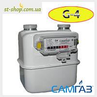 Счетчик газа СамГаз G 4 RS 2001-2P (Мембранный)
