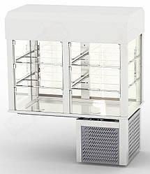Витрина холодильная врезная CD-1,0(built-in) 1000х700х1425