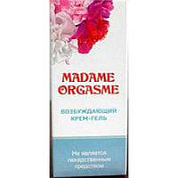 Madam Orgasm - возбуждающий крем-гель
