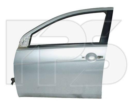 Передняя дверь Mitsubishi Lancer X (10) левая 07- (FPS), фото 2