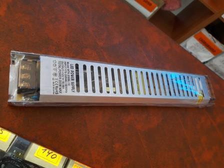 Блок питания удлиненный 12V-200W-16,5А серия Long