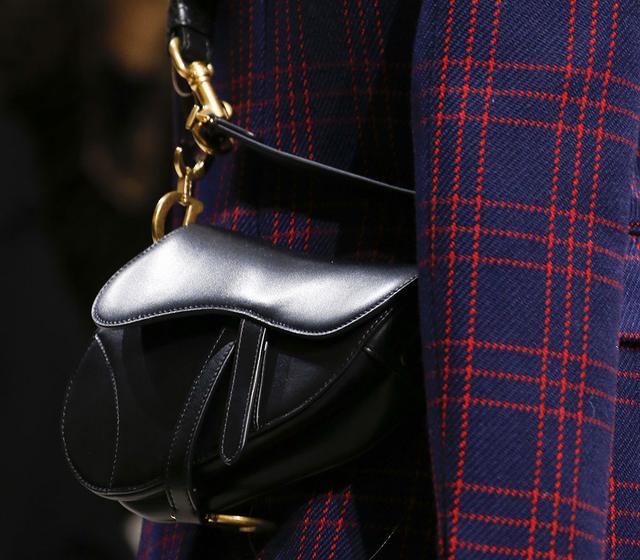 Сумка-седло от Dior, фото 2 - интернет-магазин Denim Today