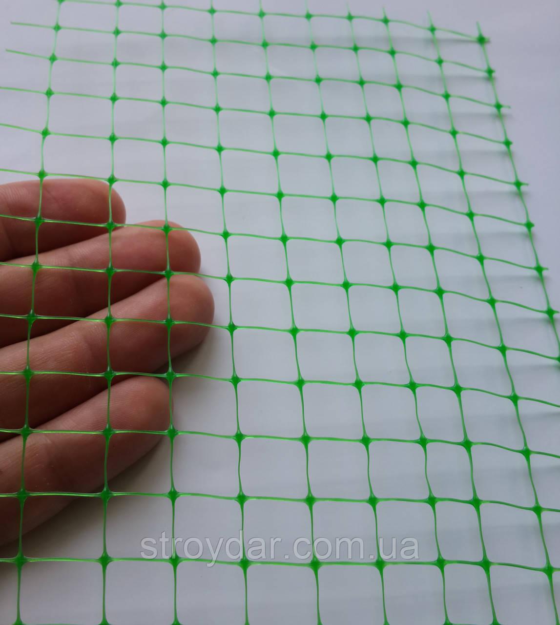 Пластикова сітка універсальна Конюшина У 12 Зелена