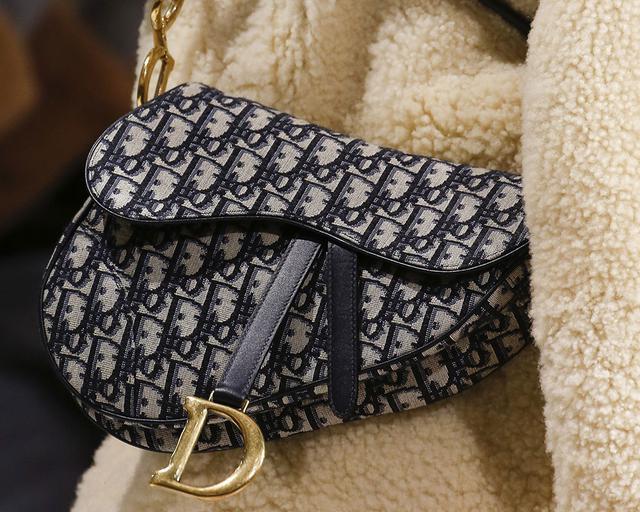 Сумка-седло Dior, фото №3 - интернет-магазин Denim Today