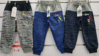 Спортивные брюки на мальчиков оптом, Setty Koop, 1-5 рр