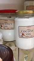 Кокосовое масло сыродавленое (стекло) 700 мл, фото 1