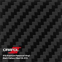 Карбоновая черная пленка Oracal 975 3D Carbon