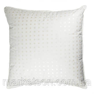 Гипоалергенная подушка эко пух на замочке 70*70., фото 2