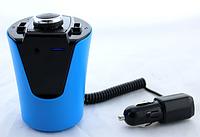 Трансмитер FM MOD. H26+BT (BX6), Трансмитер от прикуривателя, Модулятор автомобильный, Трансмиттер авто