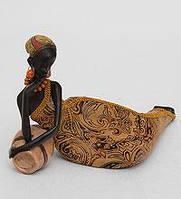 Статуэтка Африканская женщина 26 см SM- 95, фото 1