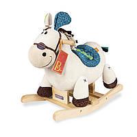 Детская лошадка качалка Баттатокачалка Родео Пони Банджио Battat BX1512Z