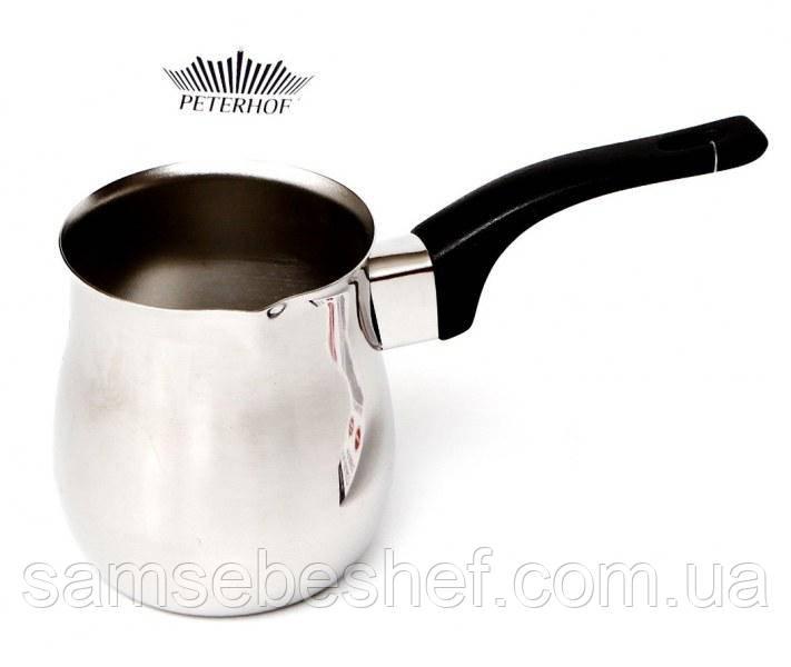 Турка / джезва / кофеварка Peterhoff 350 мл, PH-12526S-8