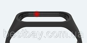 Ремешок для Фитнес-трекера Xiaomi Mi Band 3 Черный, фото 3