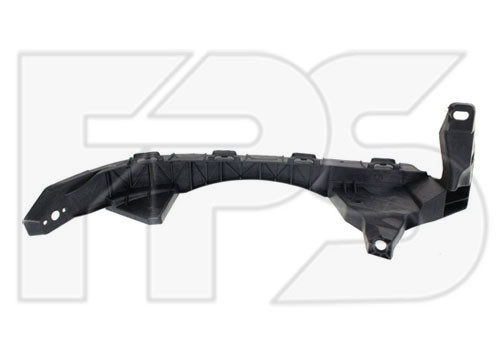 Крепеж переднего бампера Honda Accord 9 (13-15) левый EUR, USA (FPS) 71190T2AA01