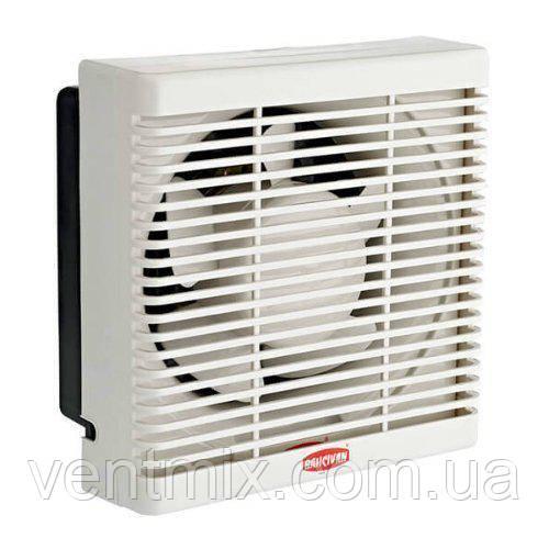 Вентилятор осевой приточно-вытяжной (реверсивный) Bahcivan BPP 25