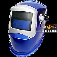 Маска сварщика хамелеон Gradient W821, 1/25000 с, DIN9-13, сварочная маска со светофильтром, сварочный шлем
