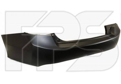 Задний бампер Honda Accord 9 (13-15) EUR, USA (FPS), фото 2