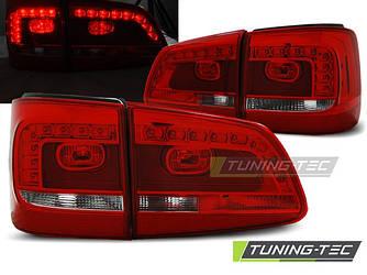 Стопы фонари тюнинг оптика Volkswagen Touran 2