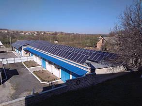 монтаж солнечных батарей Perlight Solar PLM-310P-72 4BB