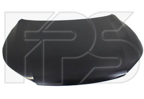 Капот Honda Accord 9 (13-15) EUR, USA (FPS), фото 2